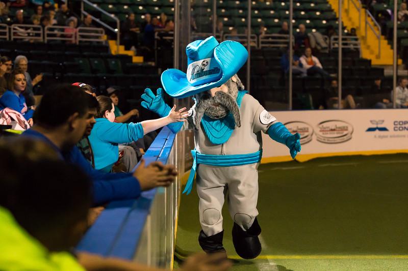 November 27,2015 - St. Charles, MO. during the Missouri Comets vs. St Louis Ambush   at Family Arena