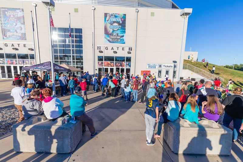Photos from 2016 St Louis Ambush Fan Fest at the Family Arena. The event preceeds a 7pm Exhibiton game between the Ambush and the Cedar Rapids Rampage