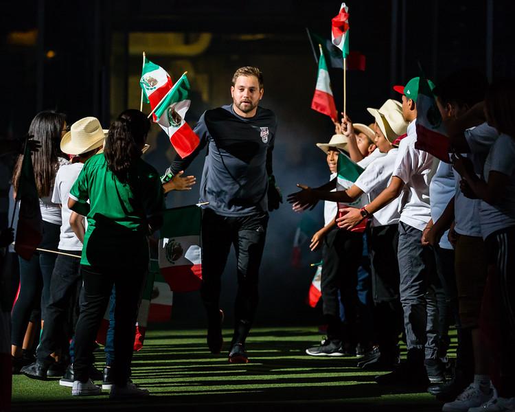 Exhibition 02 August 24, 2017 USA vs Mexico