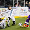 November 19, 2017 The Family Arena, St Charles Mo. The Ambush host the Harrisburg Heat in MASL action.