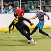August 24, 2017 The Family Arena: MASL International Game: USA vs Mexico