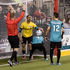 December 17, 2017 Family Arena, St. Charles, MO. Ambush vs Cedar Rapids
