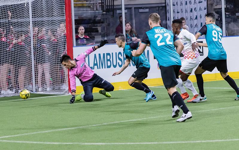 Ambush win a thriller 6-5 in OT