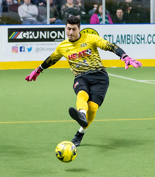 G11 March 2, 2019 Ambush vs Harrisburg