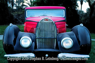 Red Buggatti  Copyright 2019 Steve Leimberg UnSeenImages Com _A6I5059-2