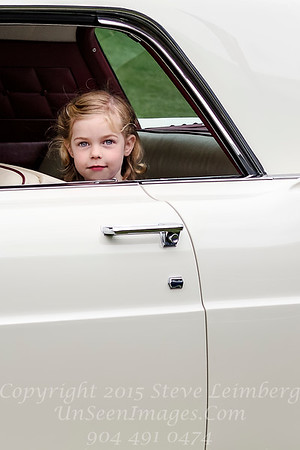 Little Girl in White Continental Close Up - Copyright 2017 Steve Leimberg - UnSeenImages Com _Z2A0900