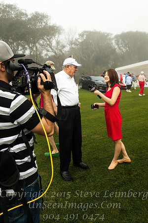 TV Interviewing Bill Warner - Copyright 2017 Steve Leimberg - UnSeenImages Com _Z2A6821
