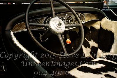 Detail of Cow Car - Copyright 2015 Steve Leimberg - UnSeenImages Com _H1R9995