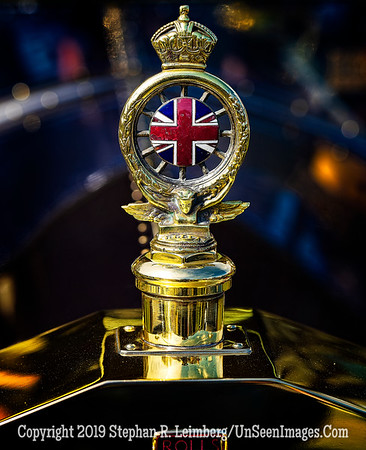 Rolls Royce Hood Ornament - Copyright 2019 Steve Leimberg UnSeenImages Com _A6I4961