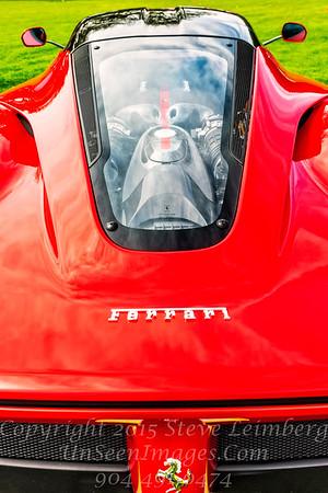 Red Ferrari - Copyright 2017 Steve Leimberg  UnSeenImages Com _Z2A5839