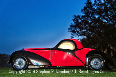 Buggatti at Dawn - Copyright 2019 Steve Leimberg UnSeenImages Com _A6I5038
