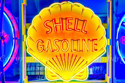 Shell Gasoline - Copyright 2017 Steve Leimberg - UnSeenImages Com DSC00282-2