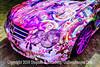 Laurence Gartel Painted Car - Copyright 2015 Steve Leimberg - UnSeenImages Com _H1R8530
