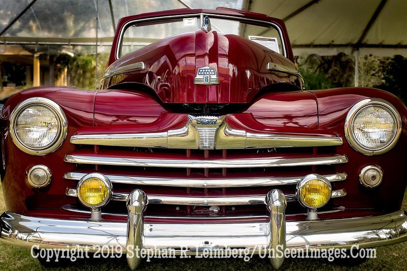 Red Ford Super 8 - Copyright 2015 Steve Leimberg - UnSeenImages Com _H1R8710