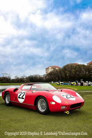 Red 22 1963 Ferrari 250 Best in Show - Copyright 2019 Steve Leimberg UnSeenImages Com _Z2A8044
