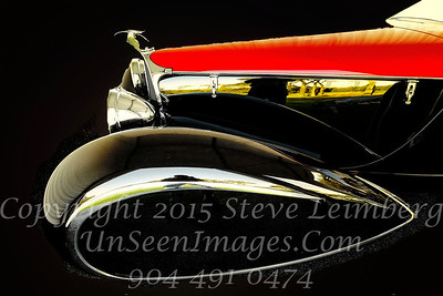 Red and Black Delahaye - Copyright 2017 Steve Leimberg - UnSeenImages Com _Z2A9077