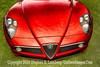 Red Alfa Romeo x - Copyright 2015 Steve Leimberg - UnSeenImages Com _H1R8422