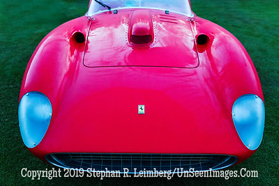 Red Ferrari Copyright 2019 Steve Leimberg UnSeenImages Com _A6I5063