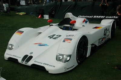 1999 BMW V12 LMR won both the 12 Hours of Sebring and the 24 Hours of Le Mans in 1999