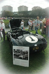 1962 Ford Cobra (Won Best of Class)
