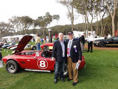 David Stott and Bob Bondurant