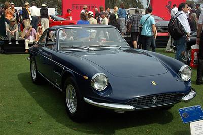 """Bill Bryan""""s 1968 Ferrari 330 GTC"""