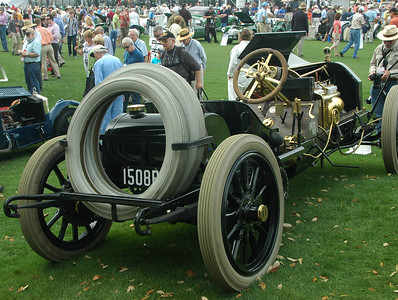 Alco 1909 6 Cylinder Racer