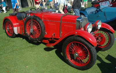 1937 Frazer Nash TT Replica