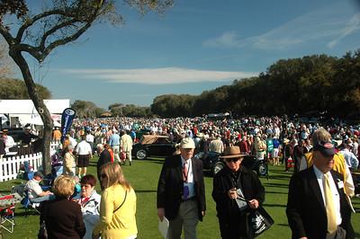 Quite a large crowd!