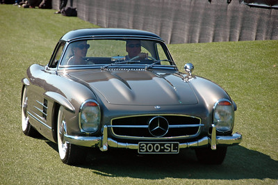 Mercedes-Benz 300SL Roadster
