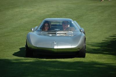 1963 Corvair Monza GT Concept