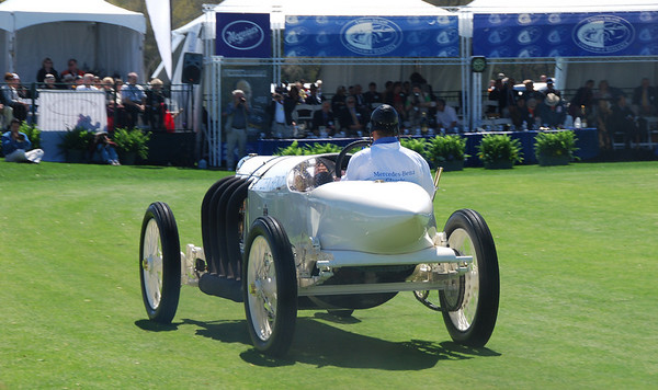 "1909 Benz 200 HP ""Blitzen Benz"""