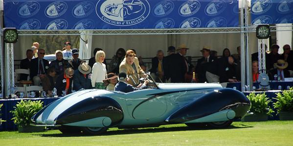 1937 Delahaye 135M Roadster