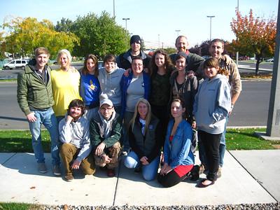 AmeriCorps Team 2011-2012