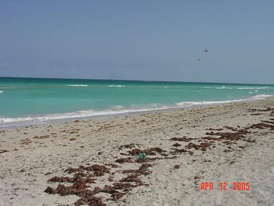 South Beach, Miami and Key West, FL