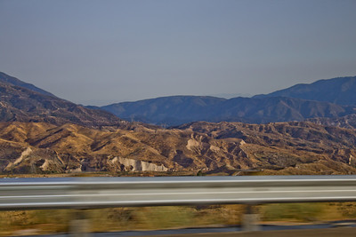 Desert Mountains Photograph 11