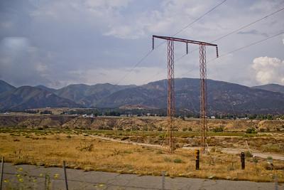 Desert Mountains Photograph 2