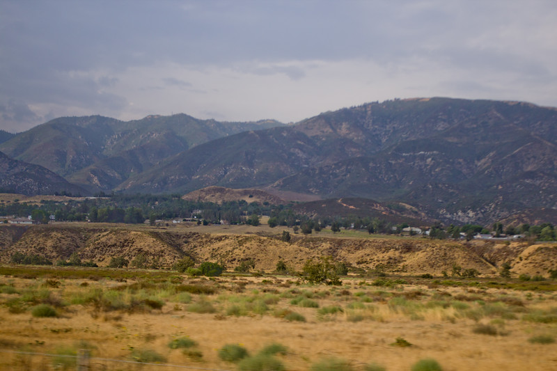Desert Mountains Photograph 1