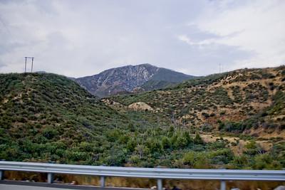 Desert Mountains Photograph 4