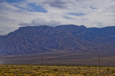 Desert Mountains Photograph 23