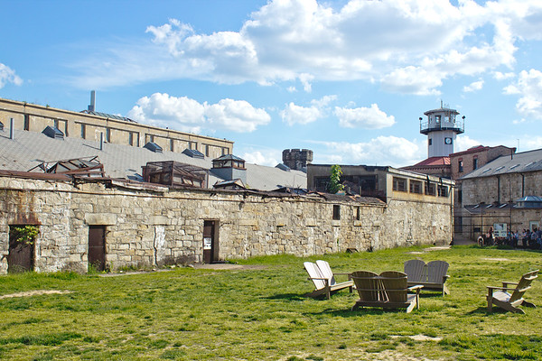 Eastern State Penitentiary 19
