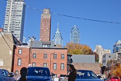 Philadelphia by Day 21