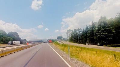 Driving through Pennsylvania Foundation Photograph 19