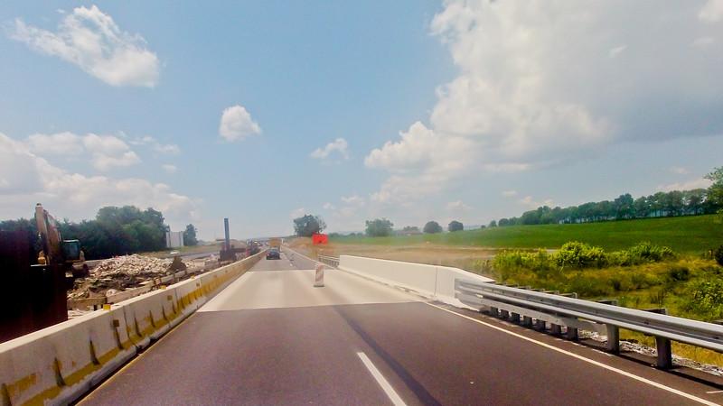 Driving through Pennsylvania Foundation Photograph 24