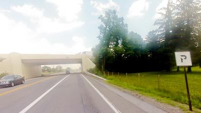 Driving through Pennsylvania Foundation Photograph 9