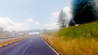 Driving through Pennsylvania Foundation Photograph 21