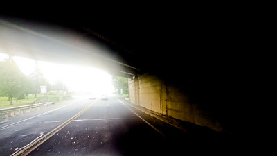 Driving through Pennsylvania Foundation Photograph 8