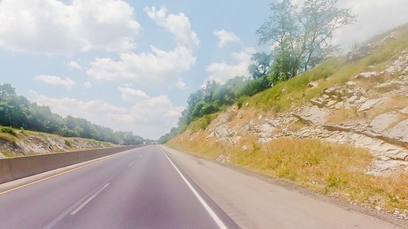 Driving through Pennsylvania Foundation Photograph 14