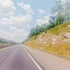 Driving through Pennsylvania Foundation Photograph 14