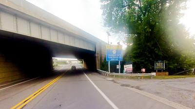 Driving through Pennsylvania Foundation Photograph 7